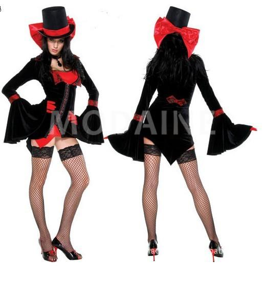 d guisement halloween zombie sexy sorci re cosplay. Black Bedroom Furniture Sets. Home Design Ideas